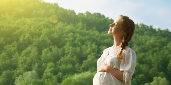Fresh air and sunshine in pregnancy